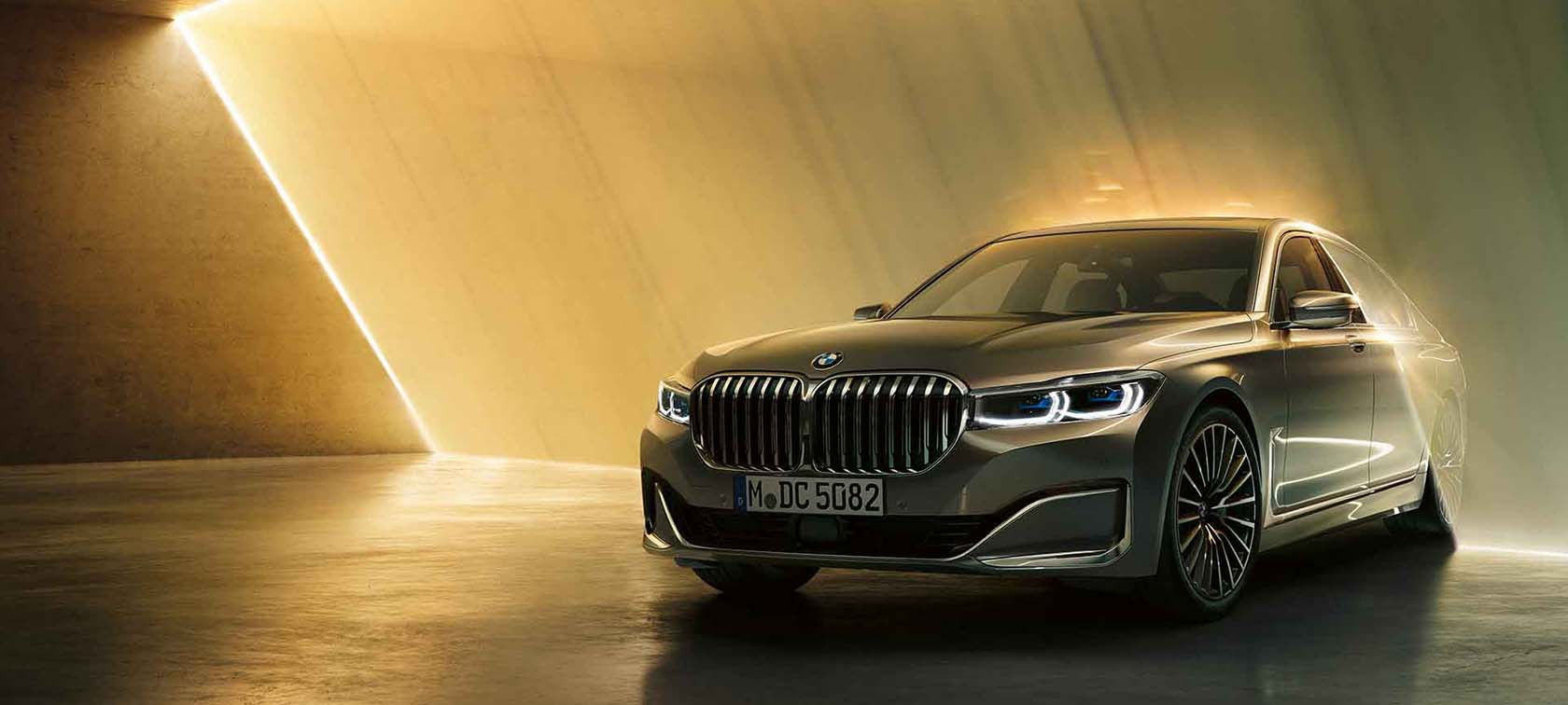 THE BMW 7 SERIES