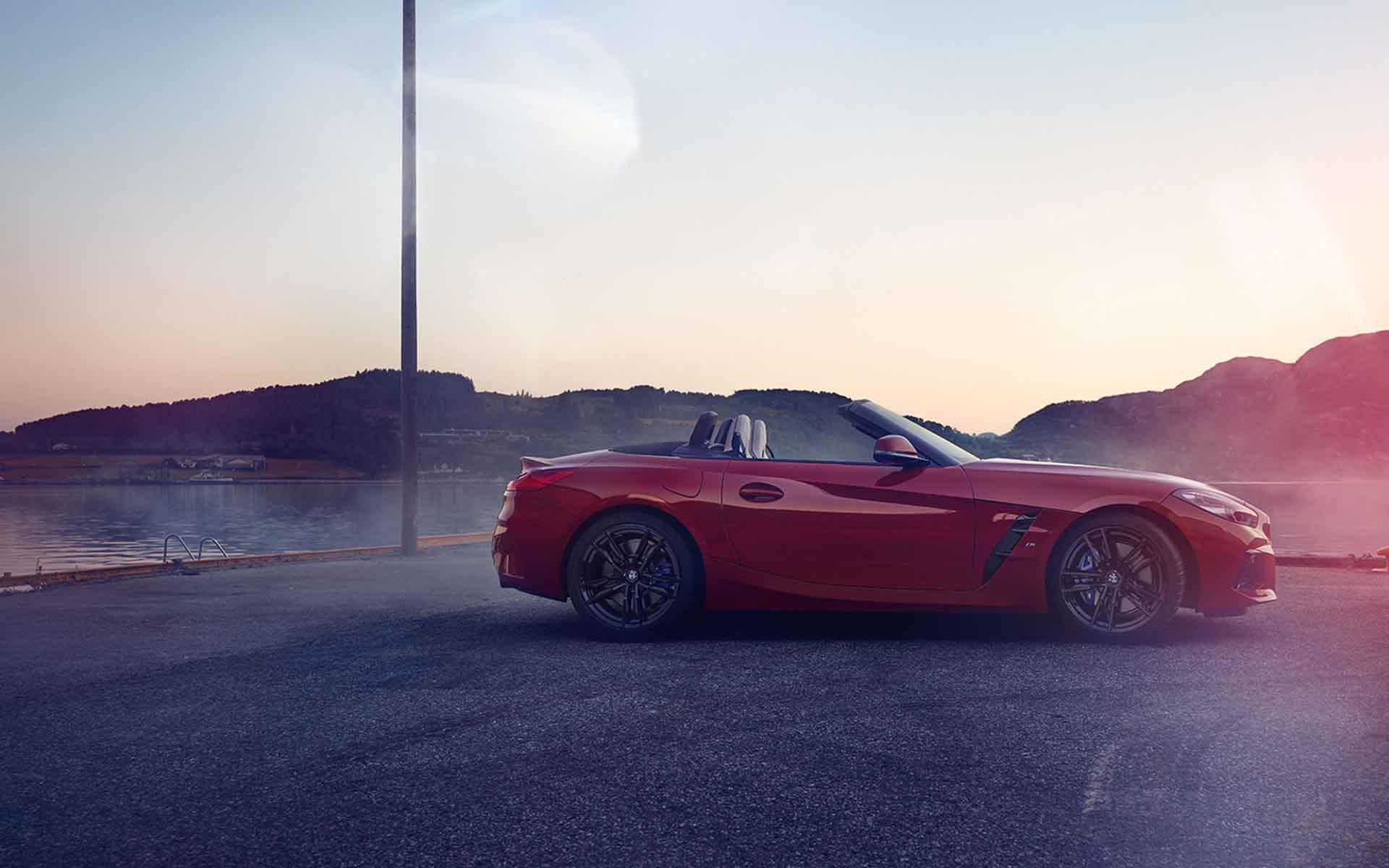 The BMW Z4 M40i