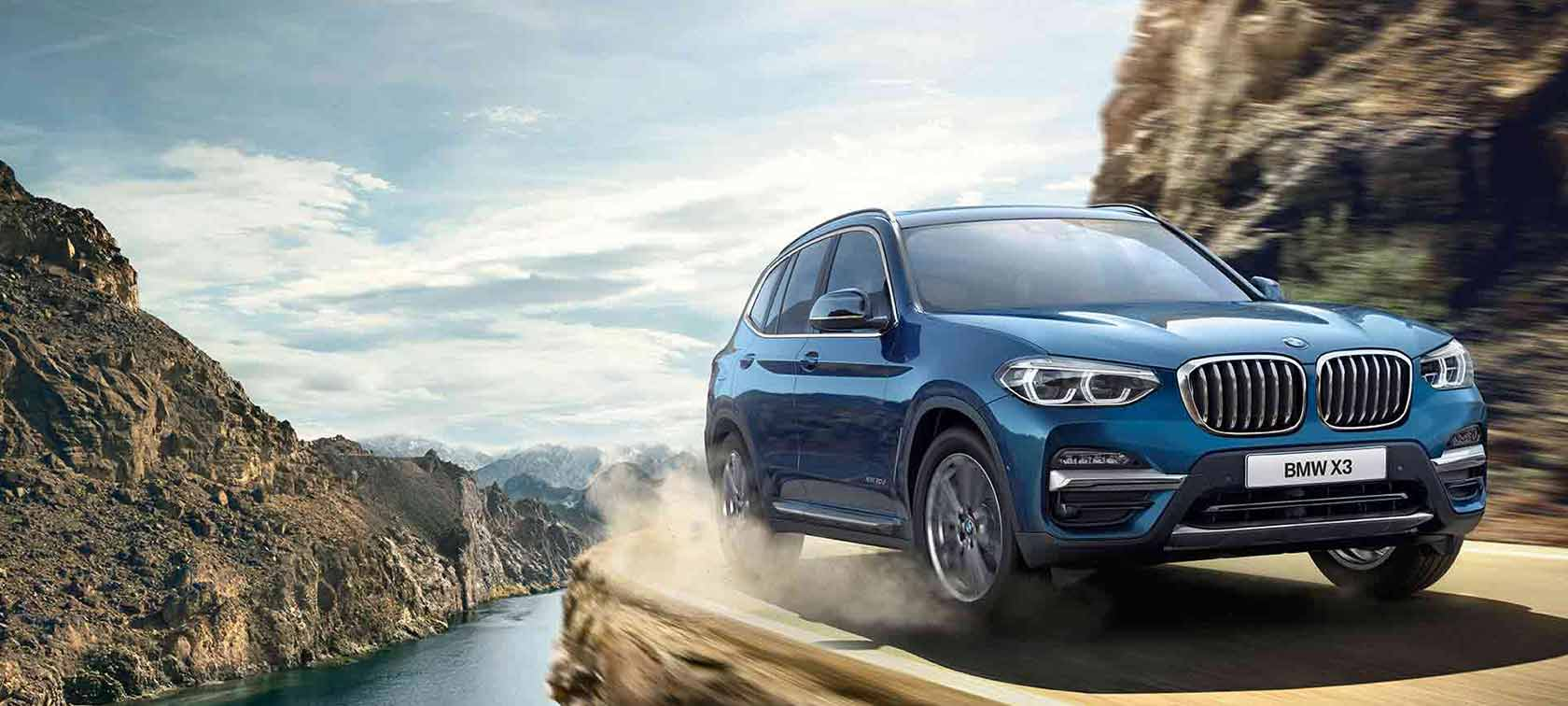 THE BMW X3
